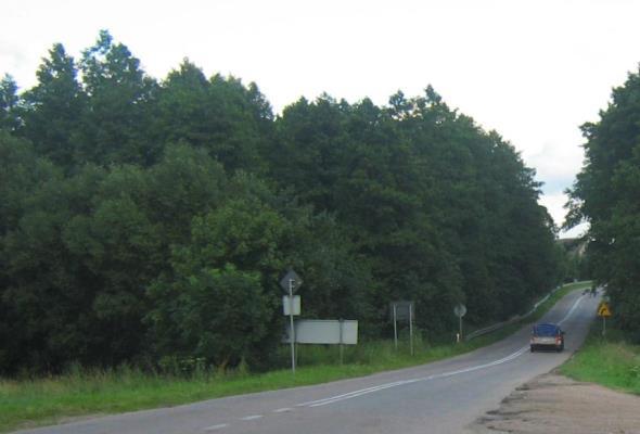 Podlaskie: Poprawi się jedna z dróg do Augustowa