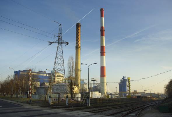 Alstom zbuduje instalację odsiarczania spalin w Elektrociepłowni Łódź