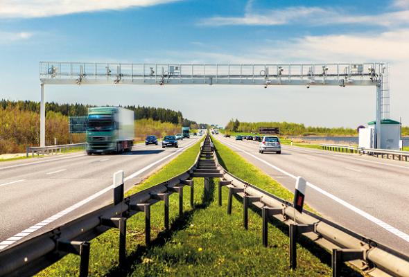 Białoruś poszerza sieć płatnych dróg. Co z polską siecią?