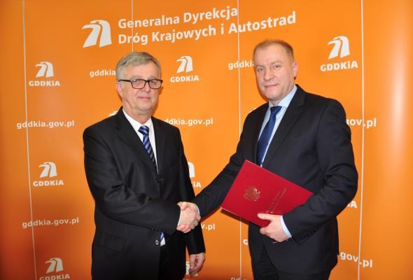 Opolska GDDKiA ma nowego dyrektora