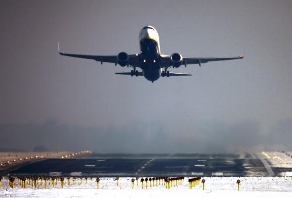 Modlin: Najszybciej rozwijające się lotnisko w Polsce podsumowało statystyki