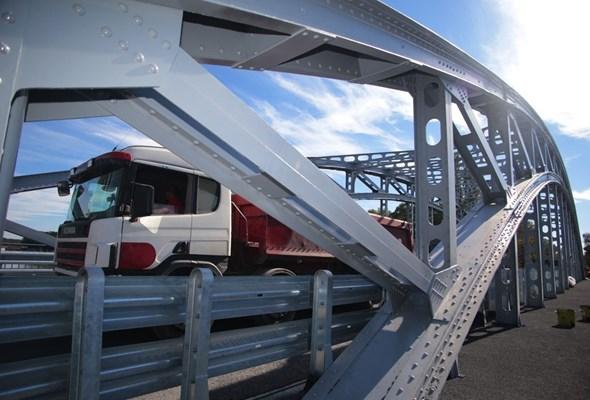 Wrocław: Most Jagielloński już otwarty
