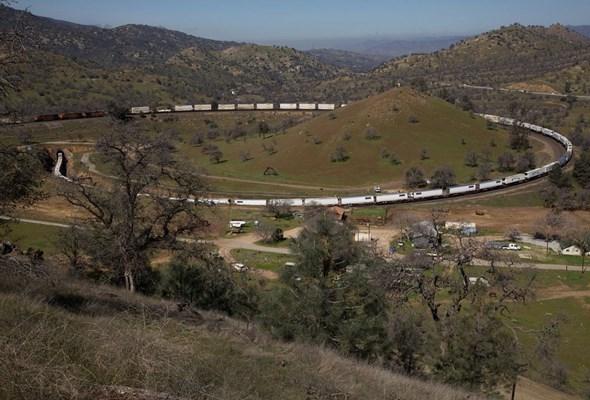 Tehachapi Loop – kolejowa pętla z Kalifornii