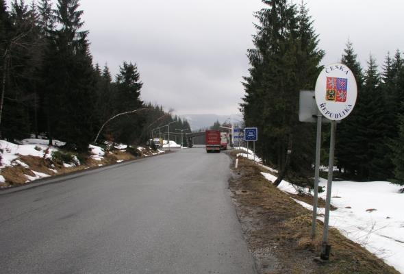 Ciężarówki nie wjadą do Czech drogą nr 3