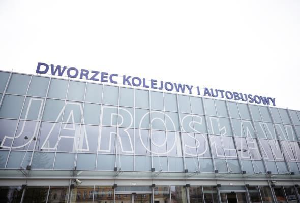 Otwarto oferty na przebudowę stacji Przeworsk i Jarosław