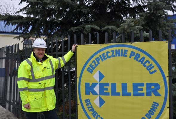 Keller: W kwestii bezpieczeństwa nie ma kompromisów