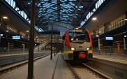 Pierwszy pociąg wjechał na Łódź Fabryczną [film]