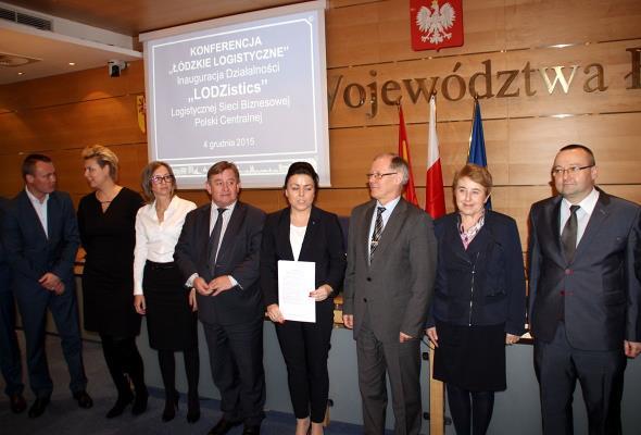 Łódź: Powstaje Logistyczna Sieć Biznesowa Polski Centralnej