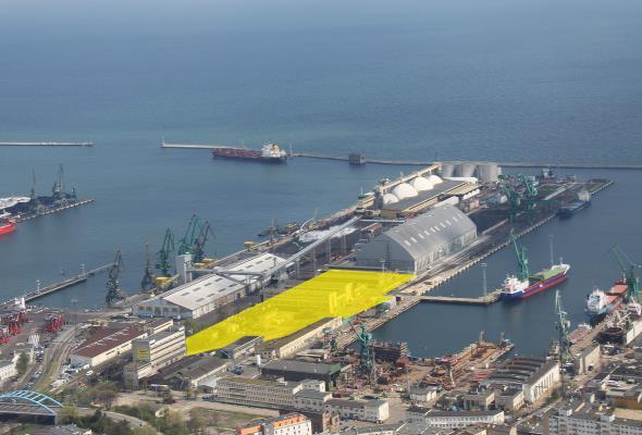 Gdynia: Port ma nowy teren
