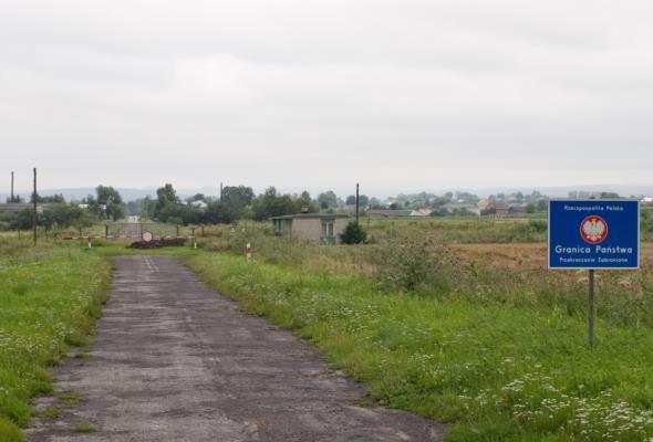 Malhowice-Niżankowice: Na to przejście graniczne czeka powiat przemyski