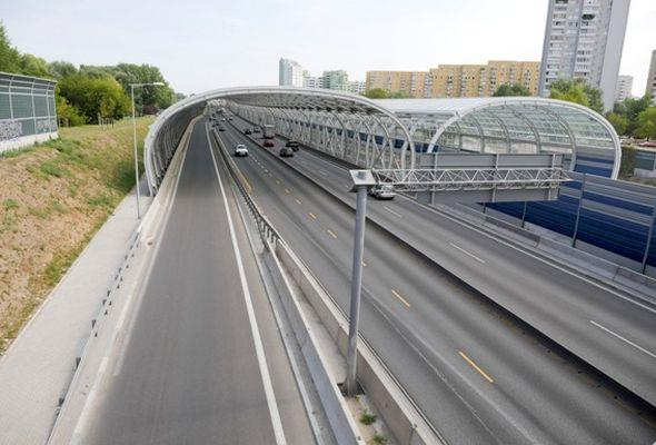 Warszawa: Koniec prac na Trasie AK i moście Grota