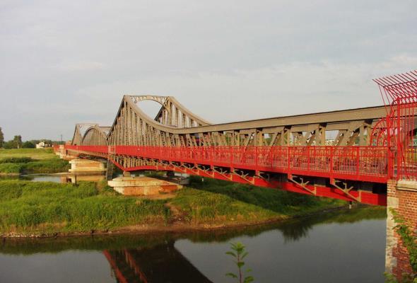 Dolny Śląsk: Remont mostu nad Odrą i 70- kilometrowy objazd