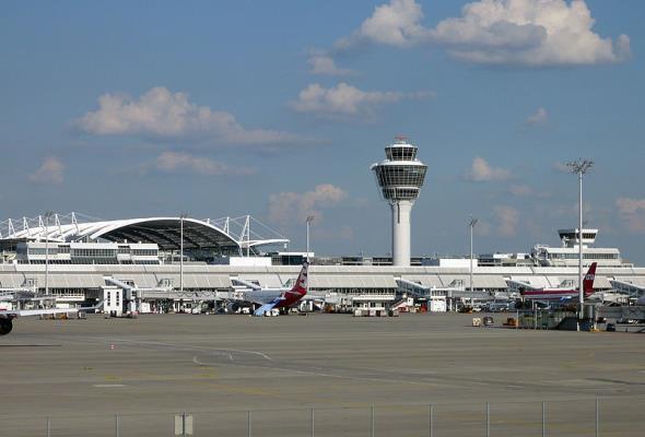 Monachijski port lotniczy stawia na redukcję emisji CO2