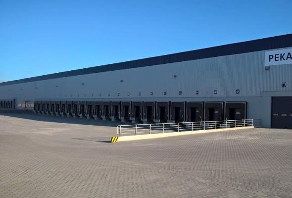 PEKAES uruchomił terminal w Sosnowcu