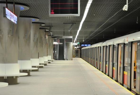 II linia metra ze wszystkimi pozwoleniami