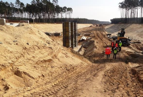 GDDKiA Opole: Na budowie obwodnic sezon budowlany w pełni