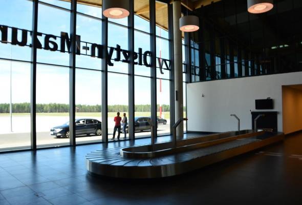 Olsztyn-Mazury: Najmłodsze lotnisko w Polsce podsumowuje pierwszy rok działalności