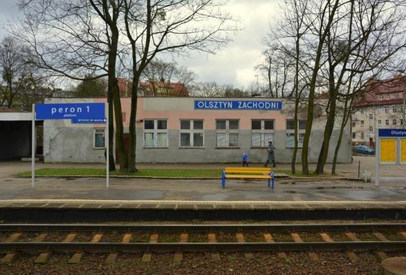 Olsztyn: PKP nie pokażą projektu Dworca Zachodniego mieszkańcom