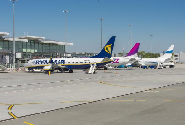 Ryanair: Osiem nowych połączeń z Wrocławia