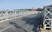 Gdańsk: Trwa realizacja mostu w Sobieszewie. Wkrótce ruszą rozbiórki