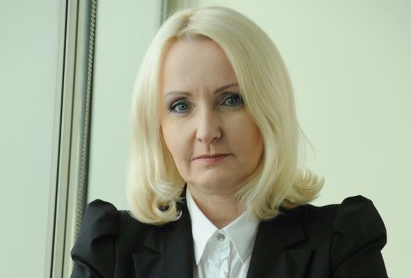 Marita Szustak Kobietą Roku w Infrastrukturze i Transporcie
