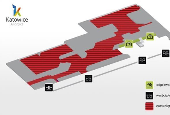 Pyrzowice: Przebudowa terminala A i inne inwestycje