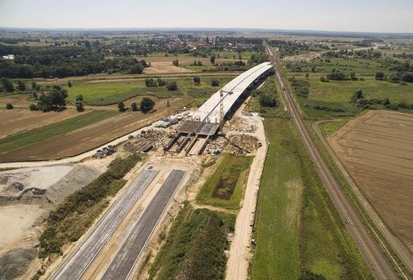 Dwa wielkie mosty największym wyzwaniem  przy budowie S5 na Dolnym Śląsku