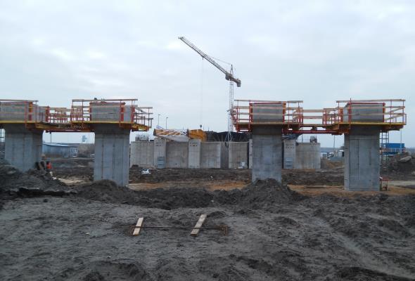 Rusza budowa mostu nad Widawą w ciągu S5 Wrocław – Poznań