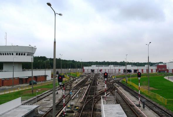 Nowa hala dla pociągów. Metro rozbudowuje zaplecze