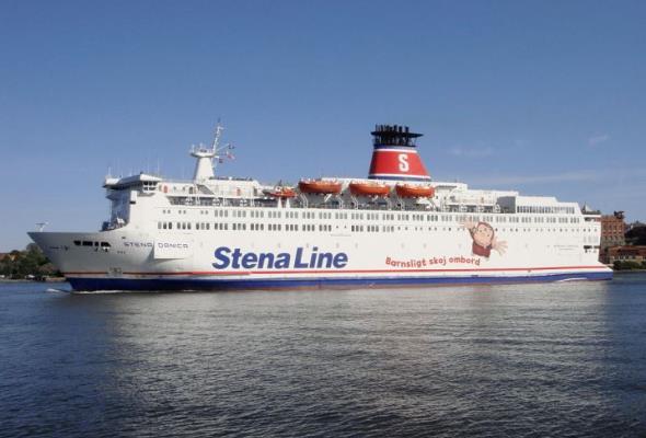 W Goeteborgu jeden z promów Stena Line będzie ogrzewany z lądu