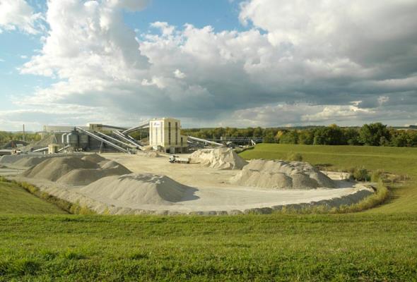 Znaczenie kruszyw w budowie nawierzchni betonowych