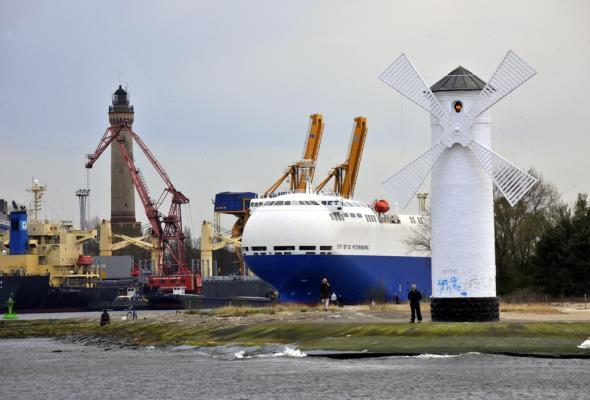 Szczecin i Świnoujście mają być wiodącymi portami na południowym Bałtyku