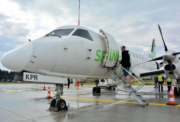 Olsztyn-Mazury bez połączeń Sprint AIr i Adria AIrways. Co w zamian?