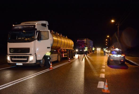 Łódź: Czy dojdzie do wyłomu w zakazie tranzytu TIRów?