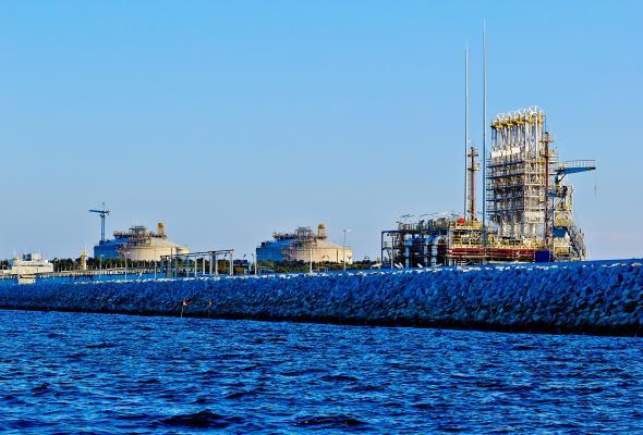 Terminal LNG: Jest umowa na dostawy skroplonego gazu