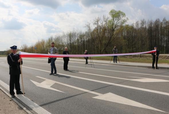Nową drogą z Mazowsza na Podlasie