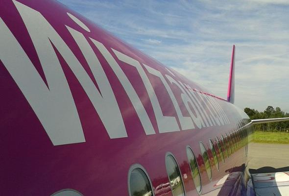 Nowy Airbus 321 ceo we flocie Wizz Air