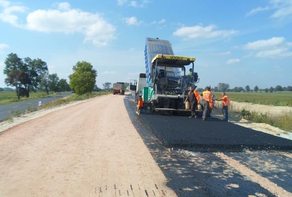 Lubelskie: Budimex dokończy budowę obwodnicy Hrubieszowa