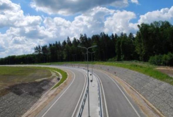 Podkarpackie: Węzeł Korczowa na A4 oddany do użytku