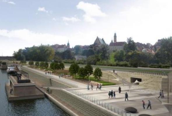 Warszawa inwestuje w Wisłę: Podpisano umowę