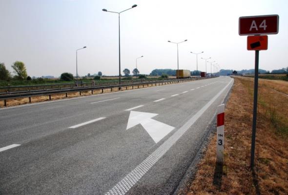 Opolskie: Remont autostrady A4 zakończony