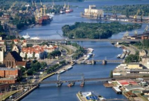 Port Szczecin i Świnoujście gości delegację z Chin