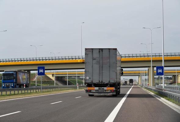 Lepsza nośność polskich dróg