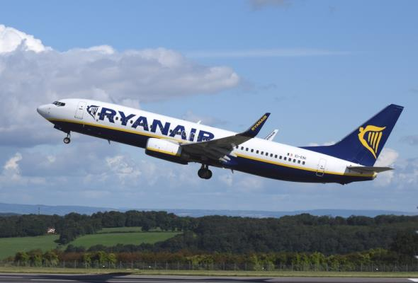 Ryanair we Frankfurcie. Co na to Lufthansa?