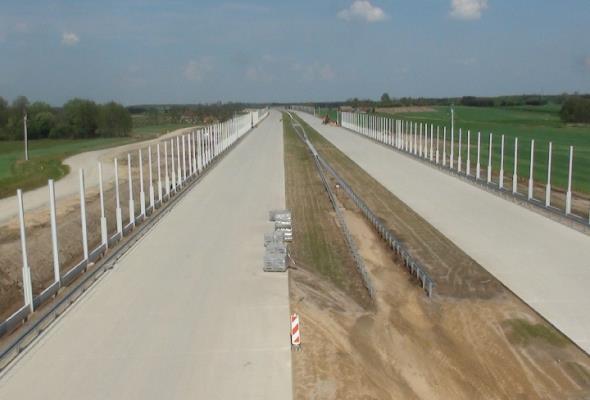 Betonowe drogi wygenerują spore oszczędności dla GDDKiA?
