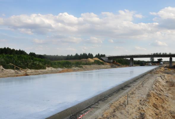 Andrzej Ptak: Via Baltica w technologii betonowej to dobra decyzja