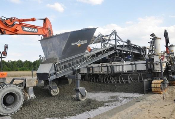 Jak powstaje beton?