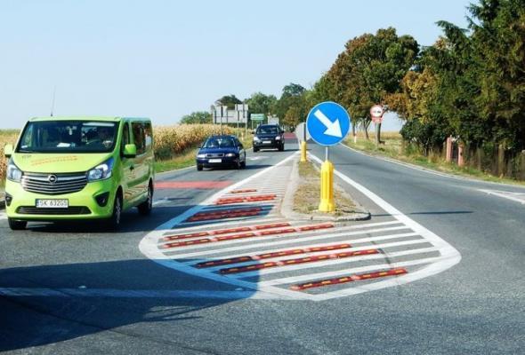 MIB zatwierdziło 61 mln zł na poprawę bezpieczeństwa ruchu drogowego