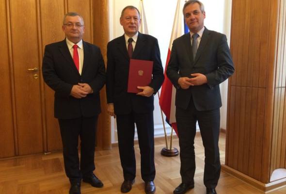 Jacek Bojarowicz nowym szefem GDDKiA