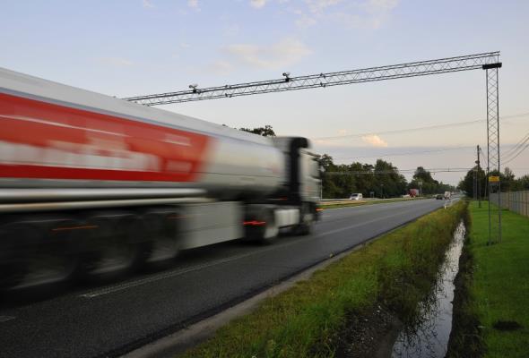 Przychody z systemu viaTOLL przekroczyły już 4,15 mld zł